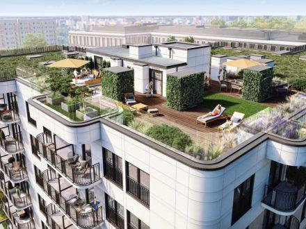 mBank sfinansuje Art Deco Mokotów