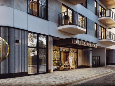 UNIMAX Generalnym Wykonawcą Art Deco Mokotów